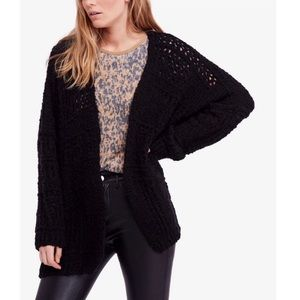 Free People Saturday Morning Cardigan Sweater